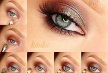Beauty : Makeup tutorials / beauté, maquillage, tutoriel maquillage, makeup, beauty, makeup tutorial