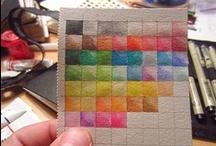 Watercolour pencil / by Ines Dias