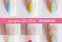 Beauty : Nail art tutorials / beauty, nail art, nail art tutorial, beauté, vernis, nail polish