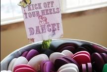 Give a ways  / Tolle kleine Gastgeschenke für die Hochzeit