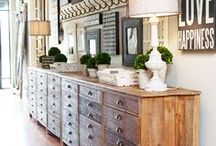 MY DREAM HOME / My style for my future house! ♥ #rustic #shabbychic