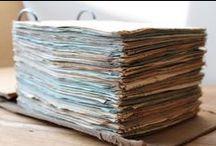 Box & Papers / Los papeles que nos llaman la atención y que seguro alguna idea sacaremos..