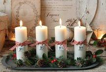 Festtage/Xmas Holidays / ***Pinnt eure schönsten Dekoideen rund um die schöne Advents- und Weihnachtszeit! Ladet auch eure Freunde ein.*** Pin your favorite decoration ideas for the beautiful christmas season! Also invite your friends.