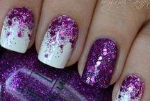 Nails / I like to paint me nails!!!!!!!!!!!!!!!
