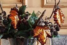 Gemütliche Herbststimmung / Schöne Einrichtungsideen und -gegenstände um gemütliche Herbststimmung in Ihre vier Wände zu bekommen. Rustikal/Romantic/Vintage/Shabby-Chic/Herbst/autumn