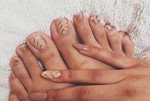 NCM Pin Inspiration Feet