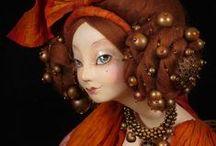 Art dolls / by Margarita Smirnova