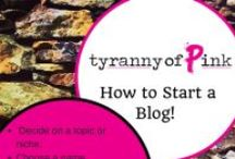 Blogging Tips / general tips and advice for blogging and bloggers