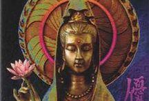 Kuan Yin / Bodhisattva of Compassion
