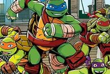 TMNT / Teenage Mutant Ninja Turtles