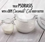 Coconut Oil Uses for Skin / Coconut oil uses for skin: DIY coconut oil moisturizers, scrubs, and info for all the benefits without the headaches!