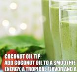 Coconut Oil Recipes / Coconut Oil recipes, so you can get the benefits of coconut oil with delicious meals and snacks!