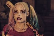 Harley Quinn / I'll be the Harley Quinn to your Joker!