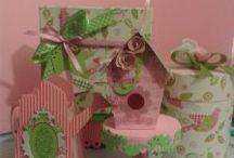 hand made / paper craft  tutto quello che si può creare con carta cartoncino e fantasia.