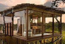 Lodges Afrique du Sud / Parce que l'Afrique du Sud propose des hébergements magnifiques…