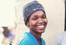 Peuples Sud Africain / Parce que l'Afrique du Sud est la notion arc en ciel et regroupe des ethnies et populations du monde…