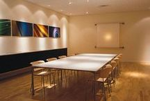 Cova —NWD / Covo approached NWD to update their boardroom. In addition to designing a stylish and functional interior space, we seamlessly incorporate multimedia presentation facilities into the design.