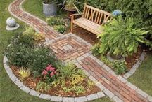 Landscaping Projects / Changing the blah into the extordinary