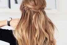 Vlasy, střihy, účesy ... dlouhé