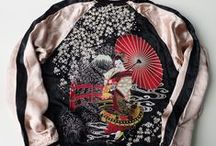Sukajan Souvenir Jackets