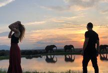 Voyage / Travel with my beautiful girlfriend Nicole Wocke