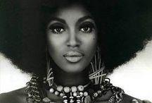 Beautiful women of all shades