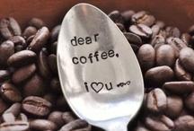 Momma Likes Her Coffee / Coffee lover! / by Carey Scott