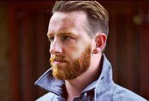 Looks (Beard & Hair) / Good lookings for guys (beard and hair)
