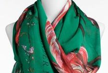 BEAUTIFUL,COLORFUL SCARVES / Beautiful Scarves My style