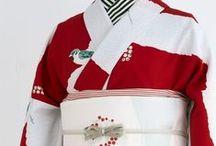 KIMONO / JAPANESE TRADITIONAL DRESS