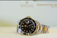 Pre Owned Rolex Watches / Take a look at our pre-owned Rolex watches that come from our watch exchange.  All products are certified, serviced and guaranteed.  These are watches of the highest quality.