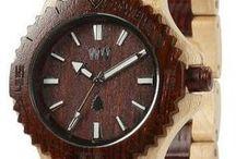 Wewood Holzuhren / Wewood Uhren für Damen und Herren. Uhren mit Holzarmband und einem Uhrengehäuse aus Holz.