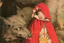 chaperon rouge - cappuccetto rosso
