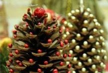 Creative Cristmas Ideas! / Great decorative and handmade things to make Christmas a more beautiful time of year