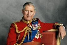HRH Prince of Wales / A board in honor of His Royal Highness Prince of Wales