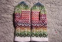 Mittens, Gloves and Socks