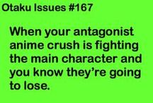 Anime / Just some things about the animes and mangas I saw/read...