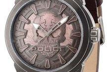 Police Armbanduhren / Tolle Armbanduhren aus Italien. Police, ist die Kultmarke für Männeruhren. Die neusten Uhrenmodelle von Police. Police Demon Modelle im Vintage Look