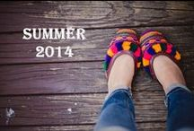 Fuchsia Launch - Summer 2014 Debut Collection / Shop for these handmade flats at: http://www.fuchsiashoes.com/category-s/1815.htm