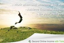 Second Online Income / Learn to build a successful business and make legitimate money online.
