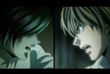 Death Note / My favorite anime so far <3 L!!!!!
