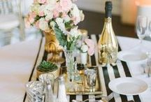 Touches of Black Elegance / by Vintage Wedding Love