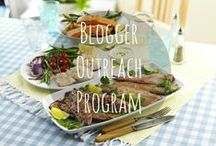Blogger Outreach Program / With Community being the main ethos of the Co-operative, we created a blogger outreach program focused on finding brilliant central england based bloggers to create Recipes for our audiences to appreciate and enjoy. If you want to be one of our bloggers, let us know today! @mycoopfood