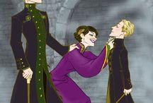 Harry Potter / Always- Severus Snape