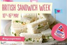 Sandwiches! / In celebration of National Sandwich Day. Here's a board dedicated to make you hungry! Send us your sandwich creations to our twitter page @mycoopfood and you could be featured on this board too!