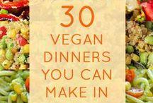 Vegetarianismo / sobre a riqueza da alimentação vegetariana