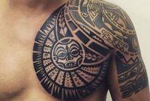 Maori Tattoo Polinesyan / Tattoo Polynesian Style Kirituhi
