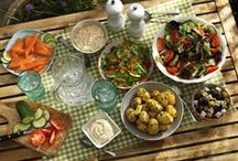 Summer Picnic / The sun is out so there is no excuse not to have picnics!