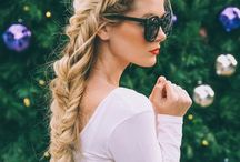 My favorite hair(styles)