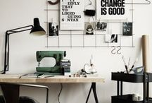 Atelier couture / Sewing room